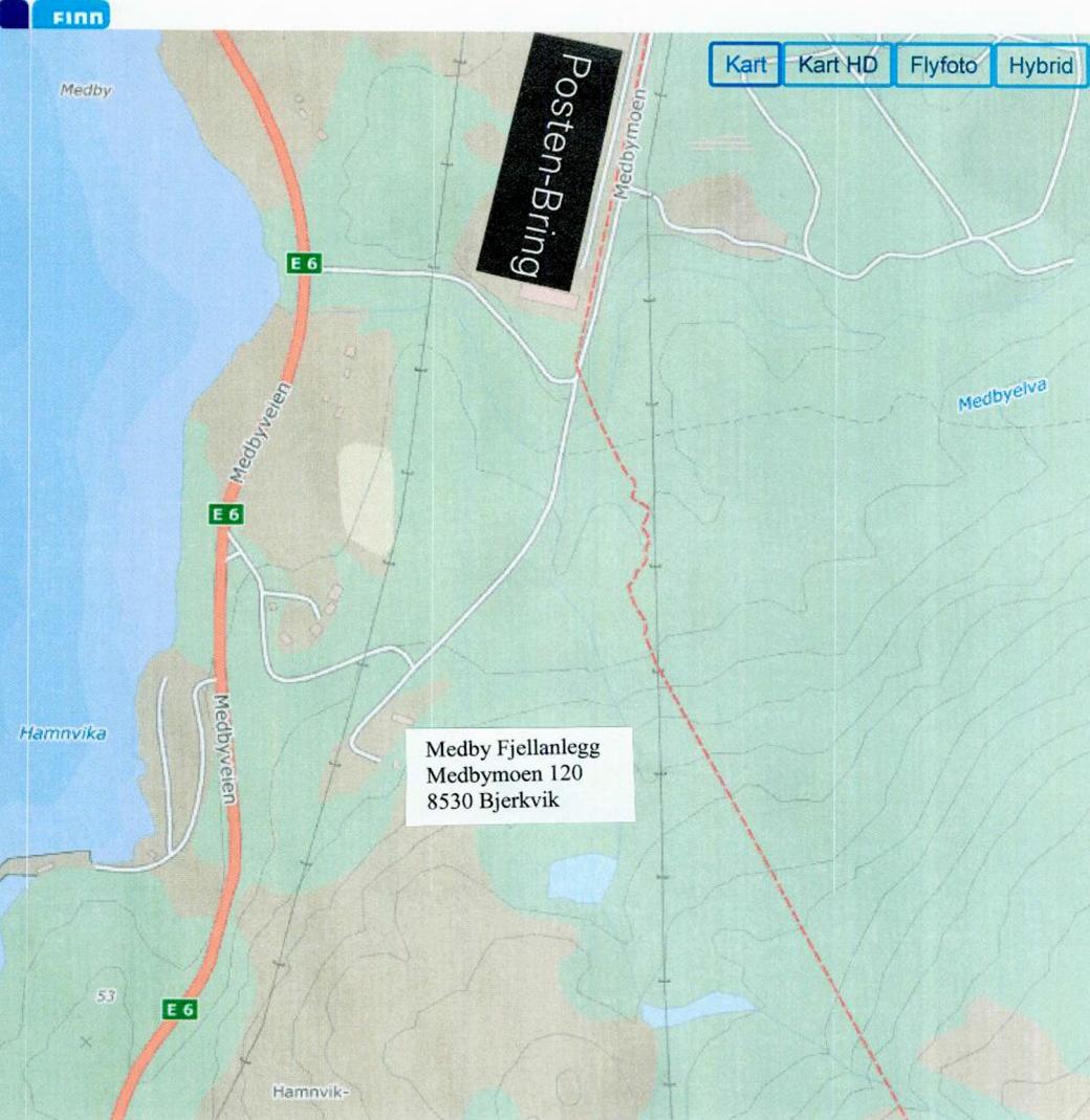 1f4f2ef2 Lagring av båt, campingbil og campingvogn | Vinterlagring i Bjerkvik